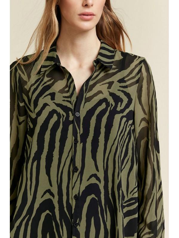 Khaki animal clothes